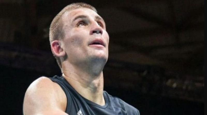 Украинский боксер Хижняк вышел в полуфинал Олимпийских игр