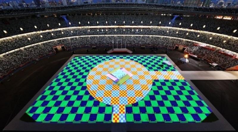 В Токио стартовала церемония закрытия Олимпийских игр-2020