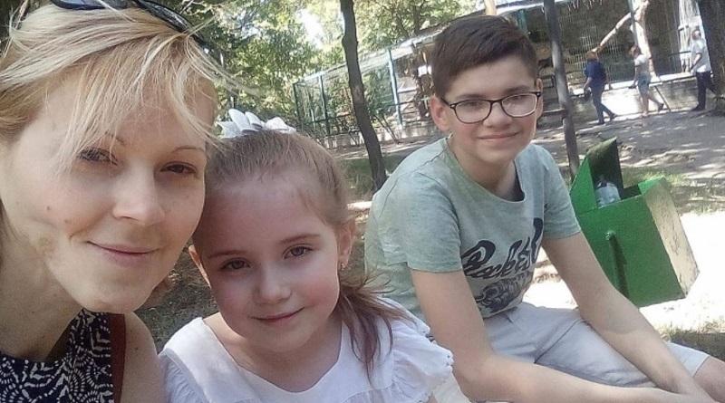 Мать двоих детей из Николаева нуждается в срочной помощи