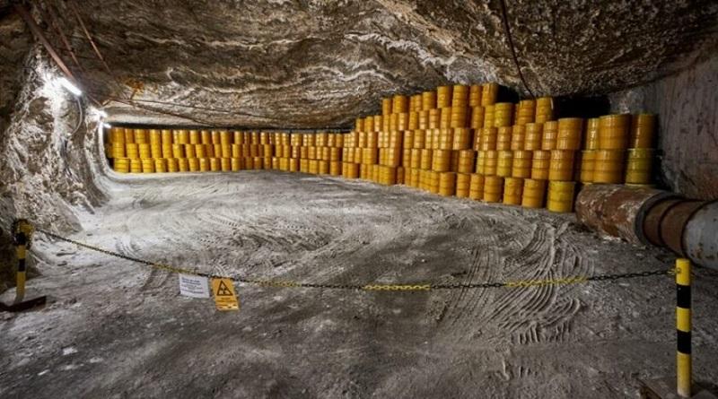 Украина построит хранилище для остекленных радиоактивных отходов