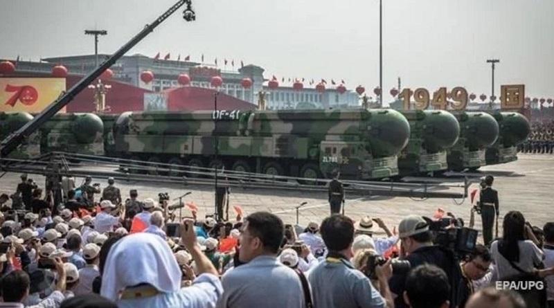 В Китае строят сотни шахт для ядерных ракет – СМИ