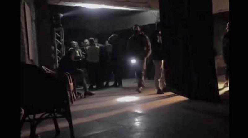 В николаевской «инфекционке» уже 13 часов идут обыски