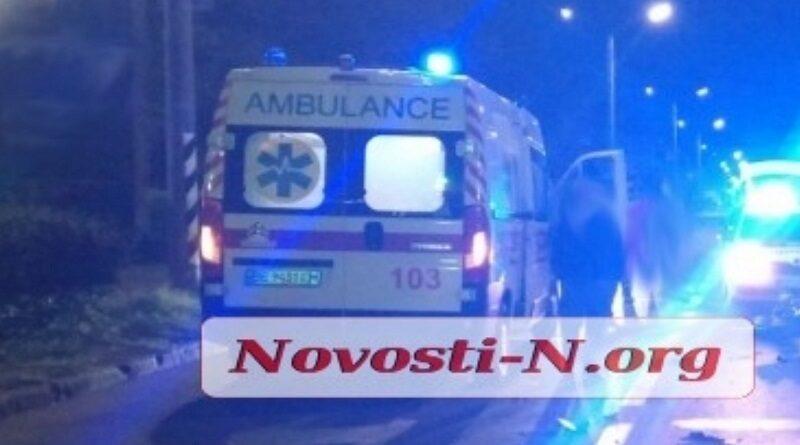11-летняя девочка, сбитая неизвестным авто в Николаеве, умерла в автомобиле «скорой»