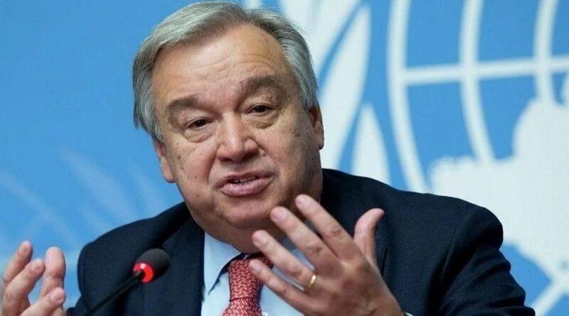 Мир близок к ядерному уничтожению: генсек ООН призвал уничтожить вооружения