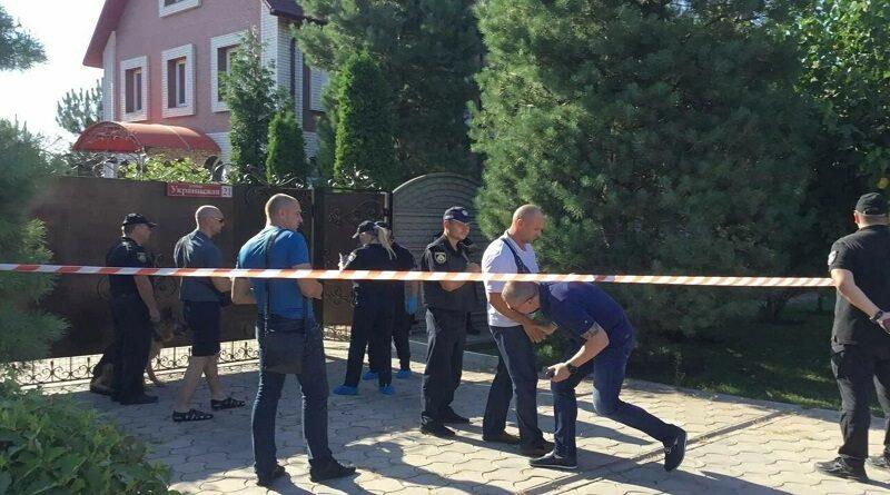 Глава МВД назвал возможную причину гибели мэра Кривого Рога