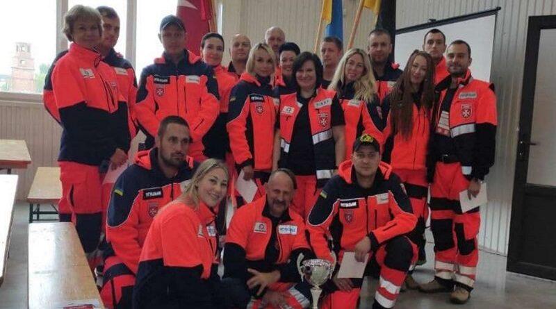Волонтери-рятувальники з Южно-Української АЕС найкращі серед сильніших