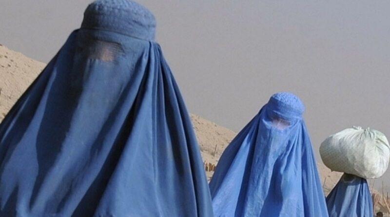 Британские спецназовцы бежали от талибов, надев женскую одежду
