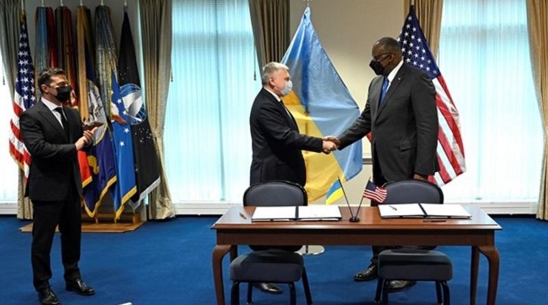 Появились детали оборонного соглашения Украины и США