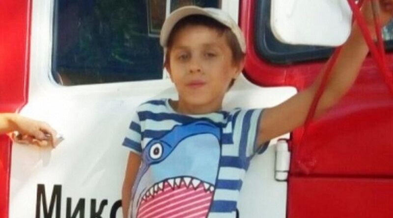 В Николаеве ищут мальчика, который исчез из больницы