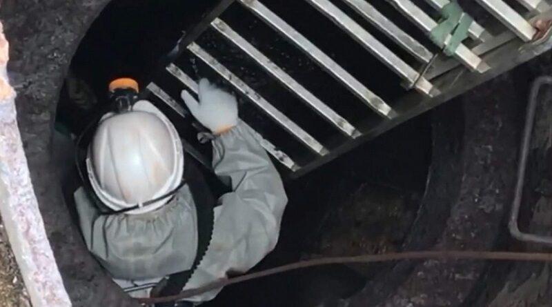 В Кривом Роге троих работников водоканала затянуло в насос