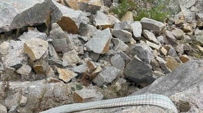 В Арбузинском районе экс-чиновник исправительной колонии незаконно добывал гранит – сумма ущерба ₴273 миллиона