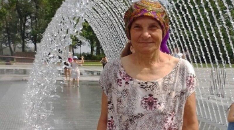 В Николаеве разыскивают Екатерину Рыжик, страдающую потерей памяти