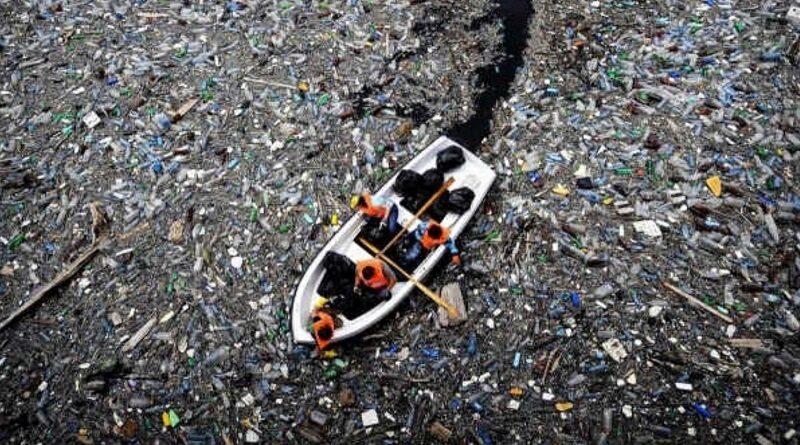 Количество пластика в океане за ближайшие 20 лет может увеличиться втрое, — ООН