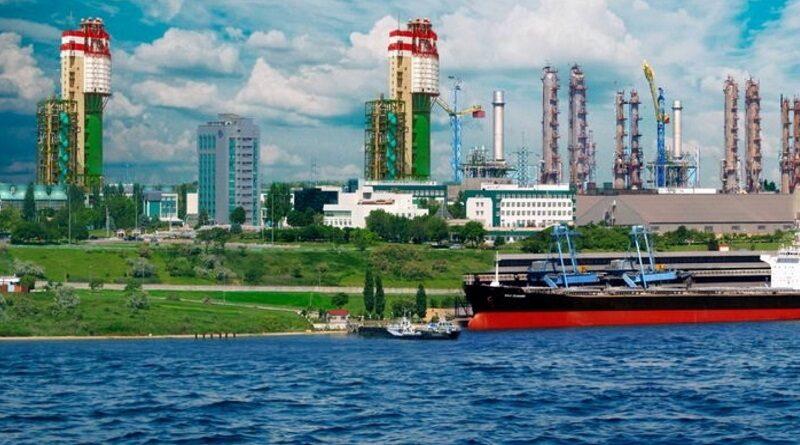 Одесский припортовый завод остановился из-за высоких цен на газ