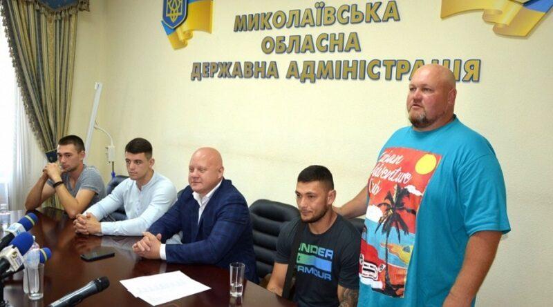 На турнир по смешанным единоборствам в Николаев съедутся спортсмены из трех стран