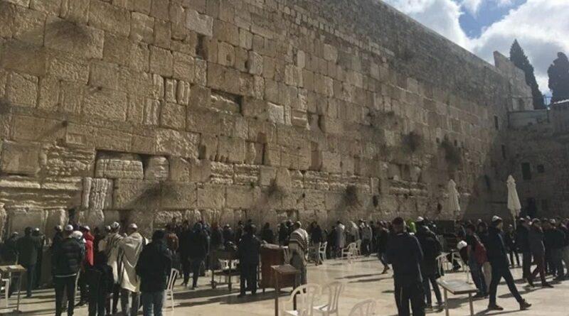 Подсчитано количество евреев во всем мире