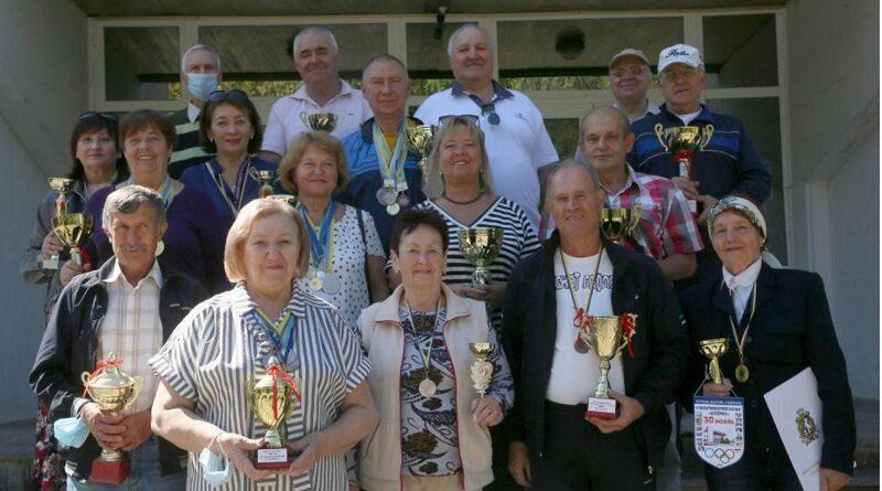 Спортсмени Ради ветеранів ЮУАЕС: високі досягнення та амбітні плани