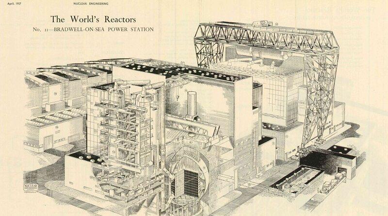 Детализированные разрезы атомных реакторов со всего мира