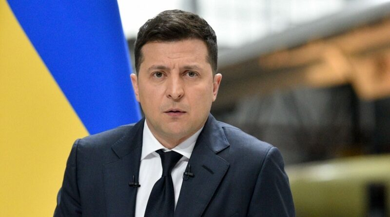 Зеленский ввел в действие решение СНБО о персональных санкциях