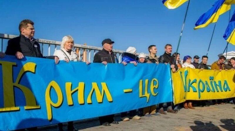 Коммунисты в России выступили за возврат Крыма Украине