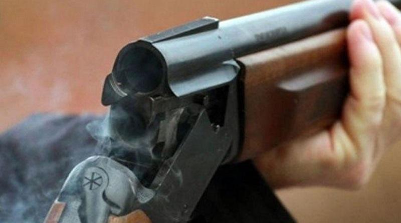 В Николаеве средь бела дня на рынке застрелили из ружья собаку (видео 18+)