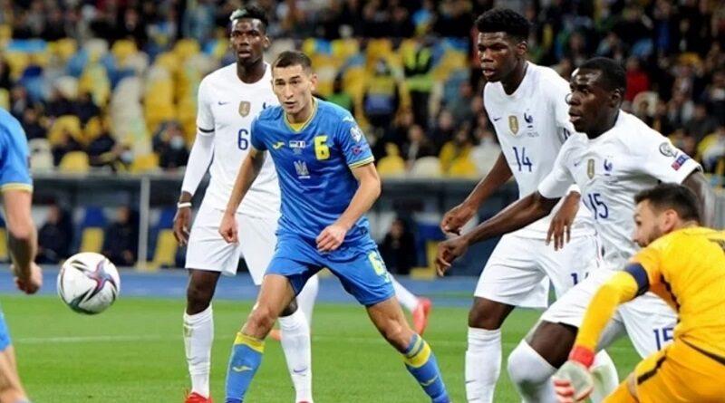 За ничью с Францией игроки сборной Украины получат премию с большим количеством нолей