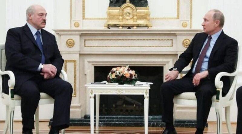 """Россия поглощает Беларусь: Лукашенко заявил о """"прорыве"""". Видео."""