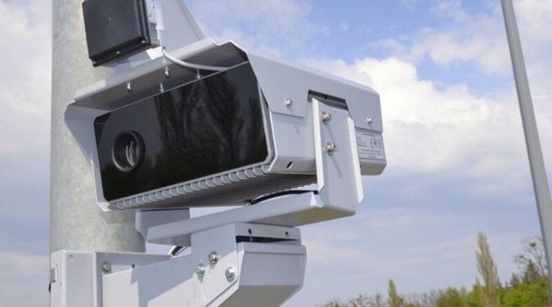 На дорогах Украины заработают еще 20 камер для фиксации нарушений ПДД