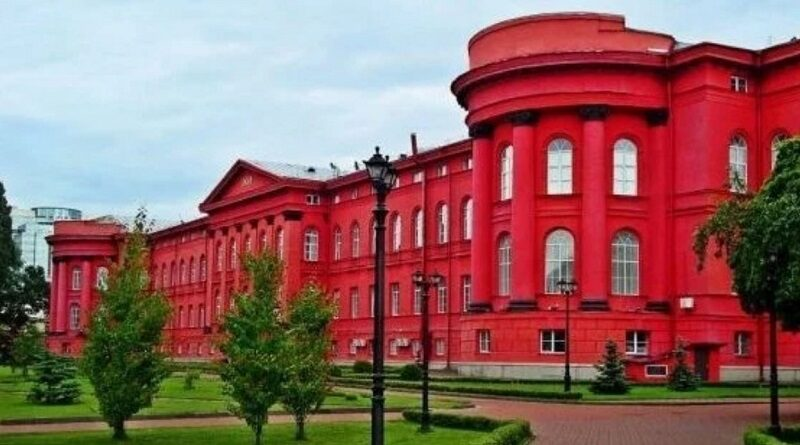 10 украинских вузов вошли в мировой рейтинг лучших