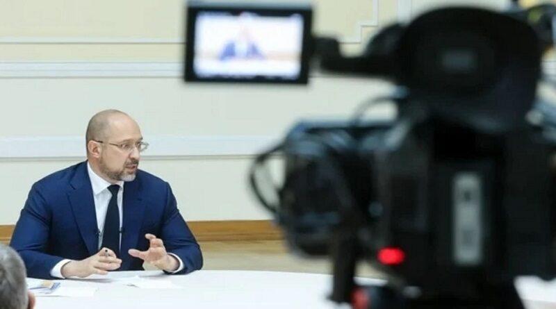 Шмыгаль поддержал идею введения в Украине двойного гражданства