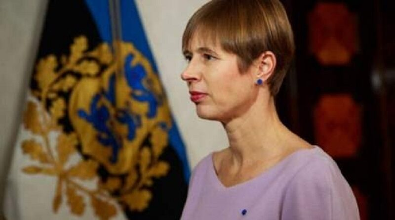 Президент Эстонии заявила, что Украину от ЕС отделяют несколько световых лет