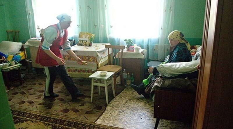 В Украине намерены ликвидировать интернаты для стариков