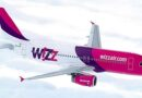 Wizz Air запустит 26 рейсов из четырех городов Украины