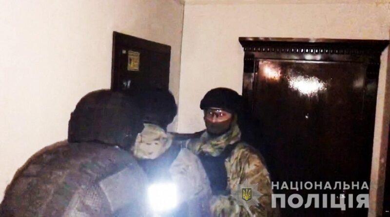 В Киевской области задержали рецидивиста с гранатометом