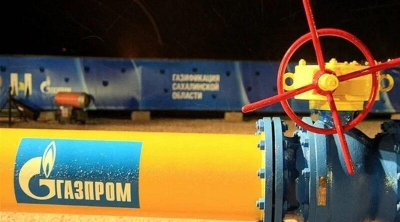Газпром остановил поставку газа через Украину в направлении Венгрии