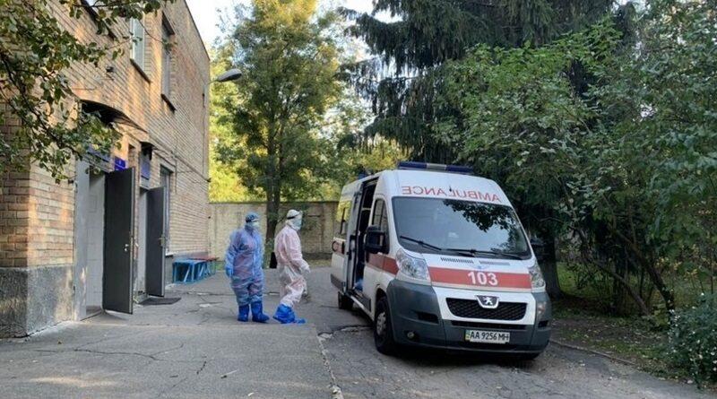 В Южноукраинске больше не принимают пациентов с COVID-19 — больных везут в соседние города