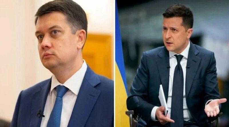 Разумков прокомментировал скандал с офшорами Зеленского