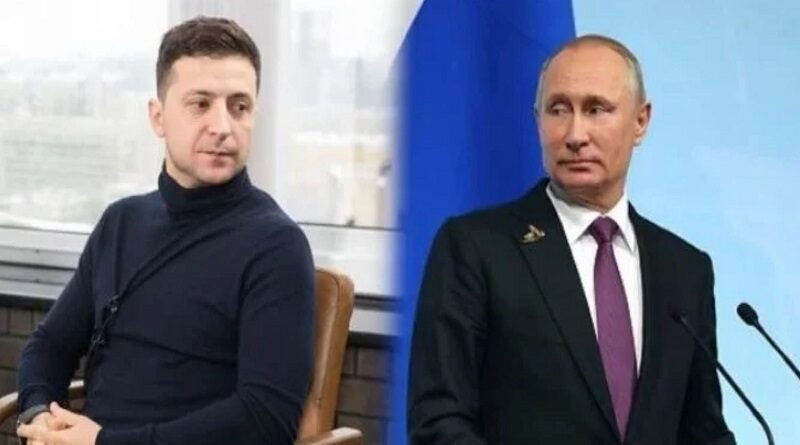 РосСМИ: Путин на встрече с Зеленским хочет снять санкции Украины и восстановить отношения