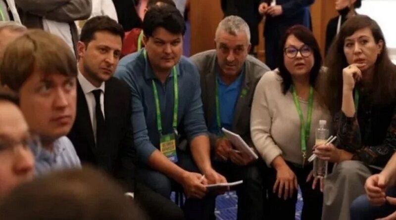 Зеленский поставил на место депутатку, не согласную с отставкой Разумкова
