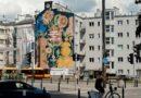 В Польше решили очистить воздух с помощью граффити